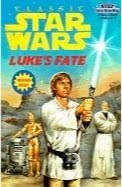 bookcover of Luke's Fate by Jim Thomas
