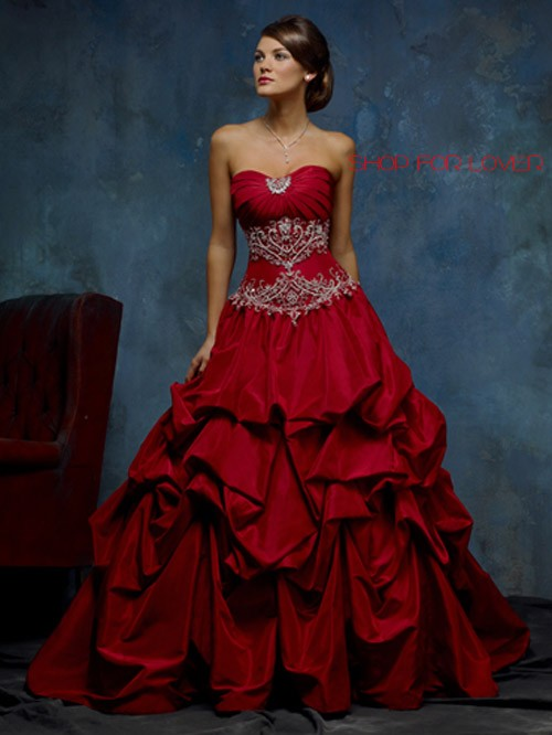 Wedding Addict The Red Wedding Dresses For You Wedding