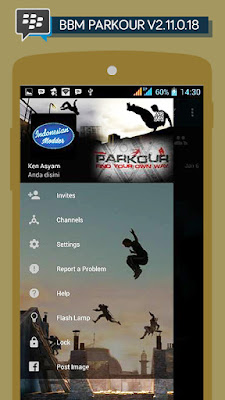 Preview BBM Parkour V2.11.0.18