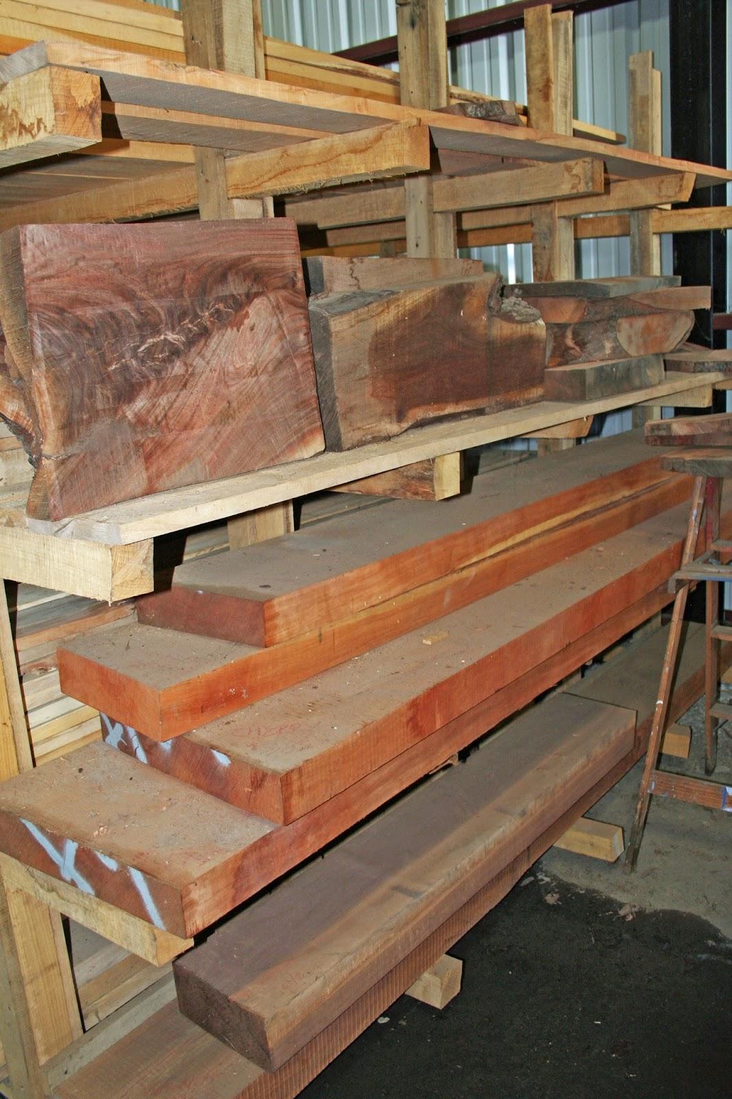 Lumber Logs\' blog: Live edge material