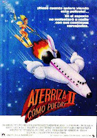 Aterriza como puedas II (1982) online y gratis