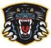 Nottingham Panthers Ice Hockey Team.