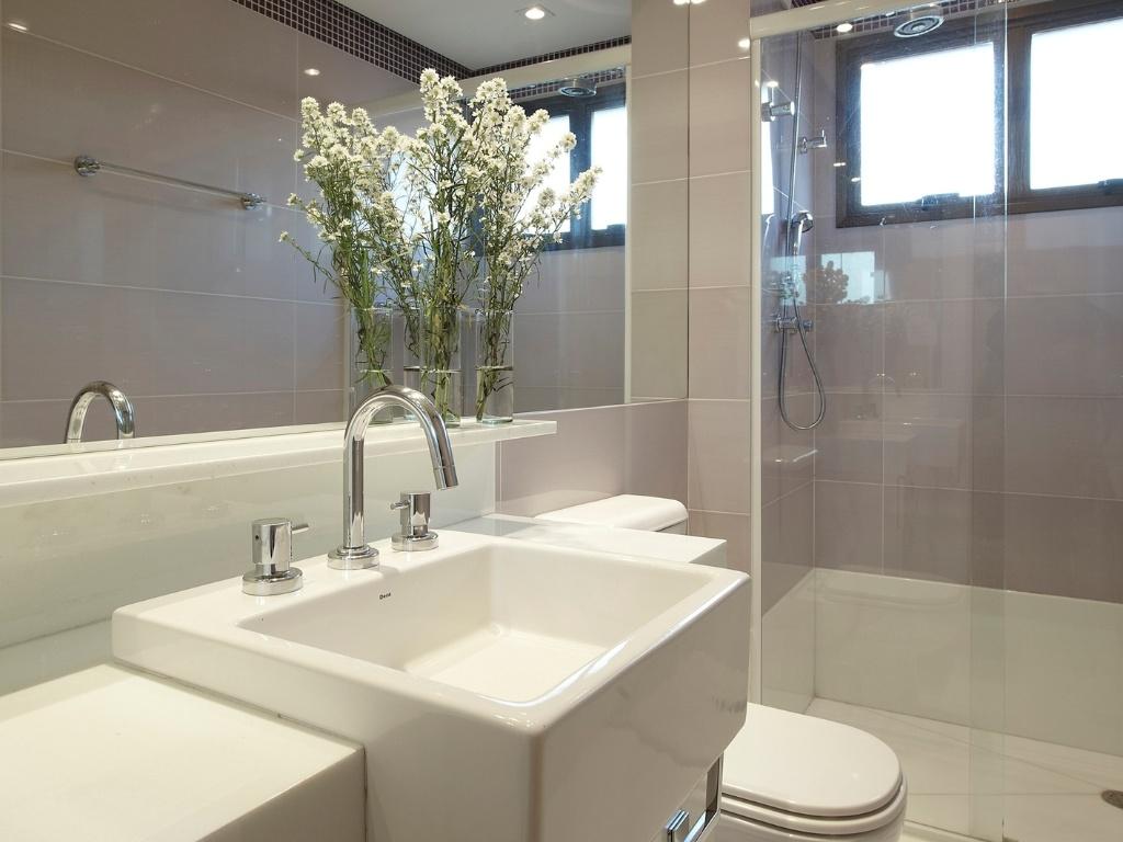decoracao banheiro moderno:Decoracao De Banheiro Pequeno E Moderno #81784A 1024 768