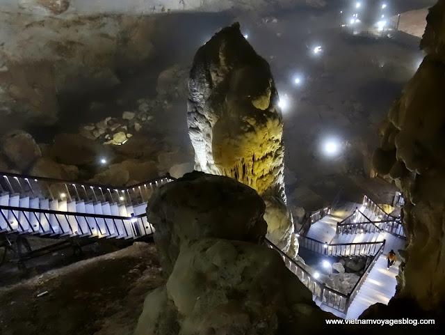 Paradise cave, Quang Binh - May 2013