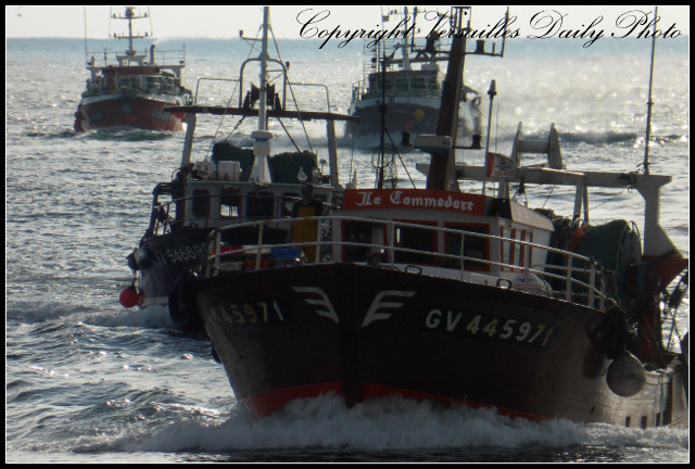 Le Guilvinec fishing boat
