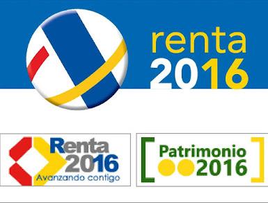 Declaraciones de Renta y Patrimonio 2015