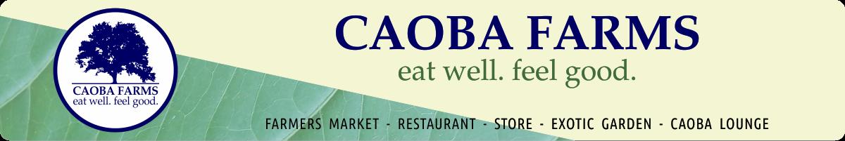 Caoba Farms - Organic Farming