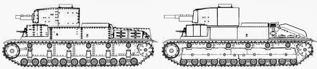 Бронетехника России конца 20-х начала 30-х годов - часть 1-я