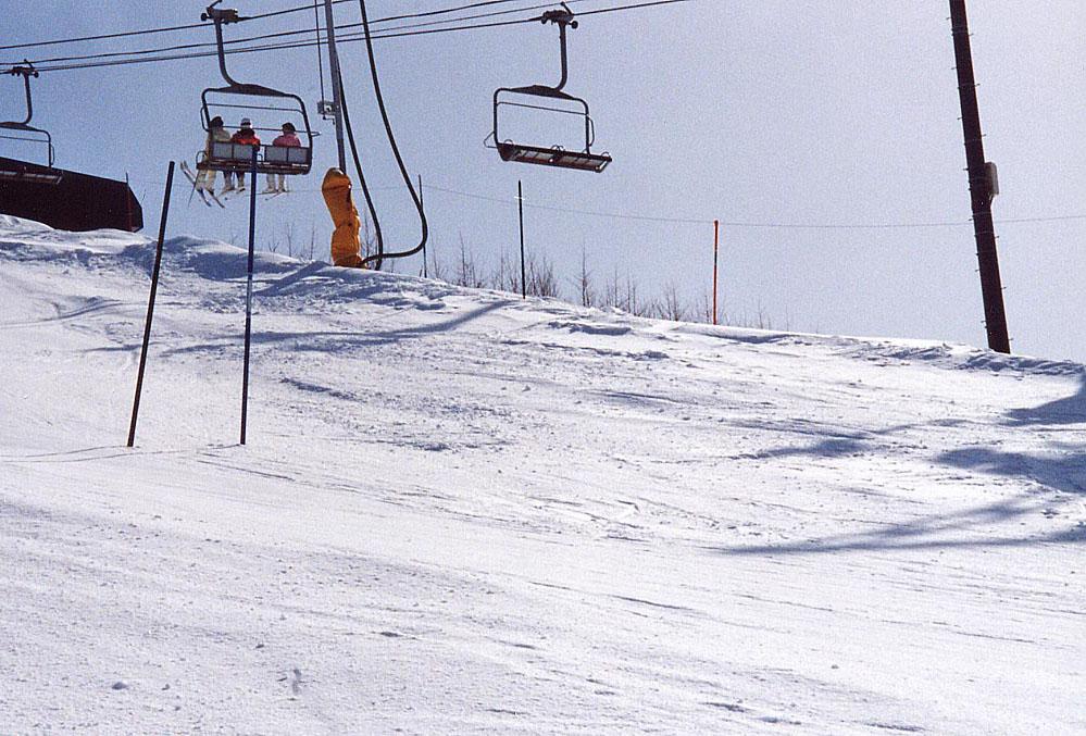 スキー場,ハンターマウンテン塩原〈著作権フリー無料画像〉Free Stock Photos