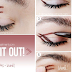 Draft It Out Eyeliner Tutoral - Chocolate Eyeliner With Pencil