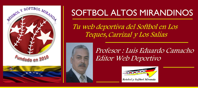 Softbol Altos Mirandinos