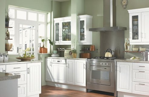 Kitchen design kitchen design ideas for White country kitchen ideas