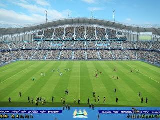Etihad Stadium PES 2013