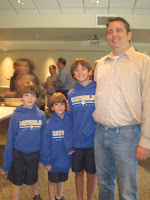 Montgomery Catholic Preparatory School ~ Muffins for Moms and Donuts with Dads 4
