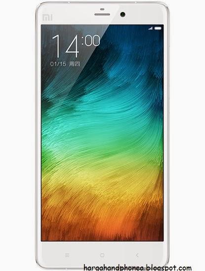 Harga Xiaomi Mi Note Plus dan Spesifikasi Lengkap