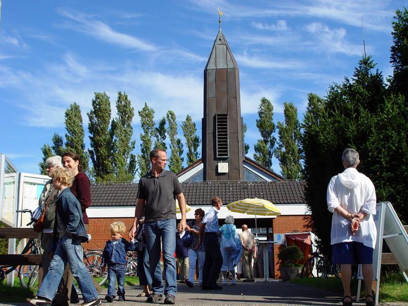 Kath. Kirche St. Peter-Ording - St. Ulrich