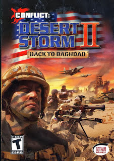 Download Game Perang Conflict Desert Storm 2