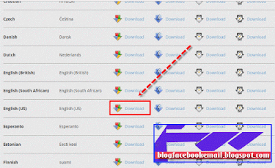 cara download mozilla offline installer