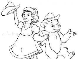 Baby Panda Bears Coloring Pages