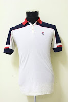 VINTAGE 80'S FILA TENNIS POLO SHIRT
