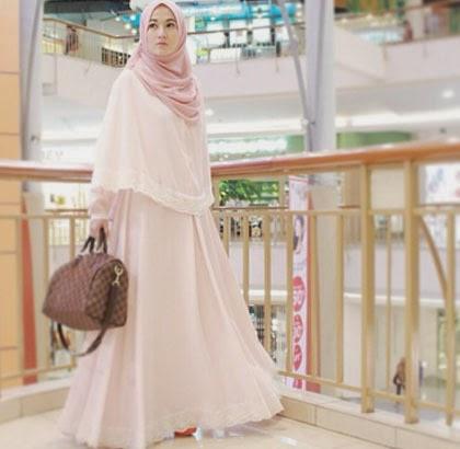 Tampil Modis dengan Modifikasi Jilbab Instan 2