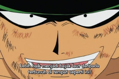 One Piece Episode 003 Subtitle Indonesia