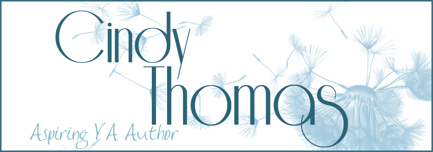 Cindy Thomas - Aspiring YA Author