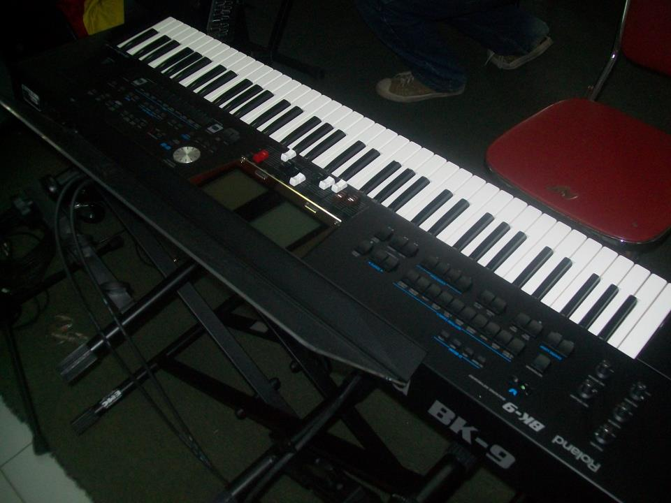 VIDEO ACTION ROLAND BK 9- ORIGINAL STYLE INCLUDE