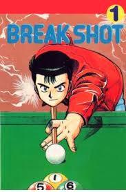 Komik Break Shot Bekas