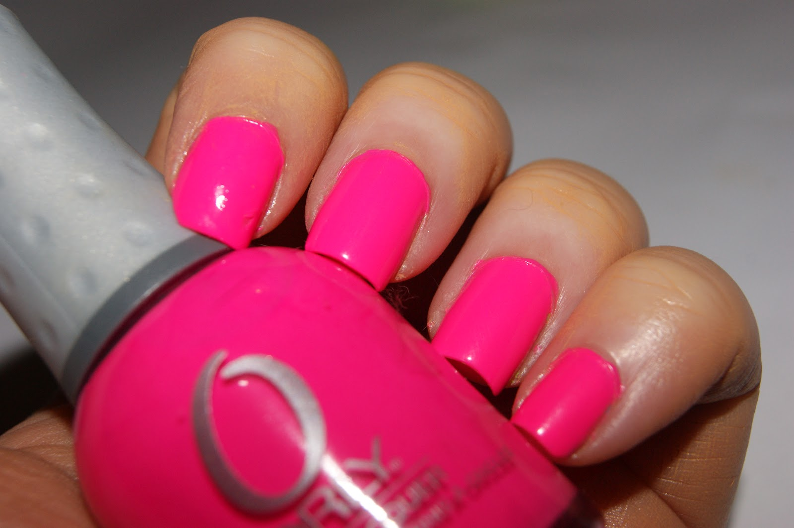 Orly Beach Cruiser Nail Lacquer - Review | The Sunday Girl