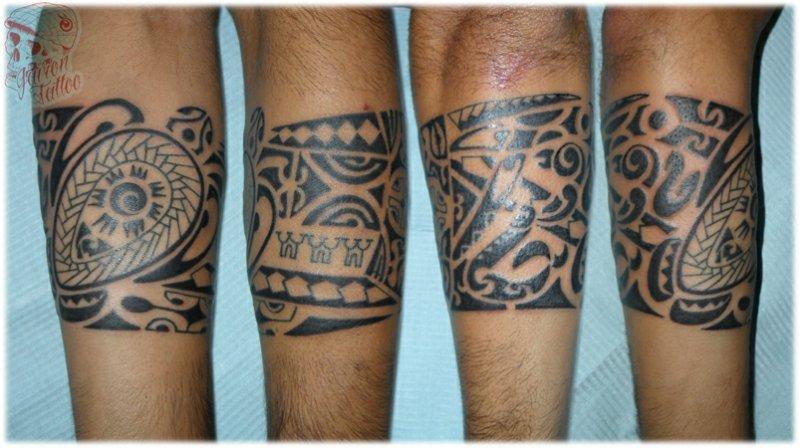 Tatuagem Maori: