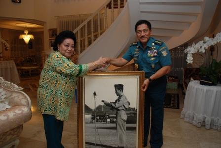 Kapten Markadi Pahlawan Berjiwa Maritim