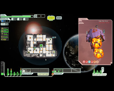 Free Download FTL Faster Than Light For PC