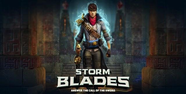 Developer Subway Surfer & Lionheart Tactics Bekerja Sama Untuk Telurkan Game Hack 'n' Slash Stormblades