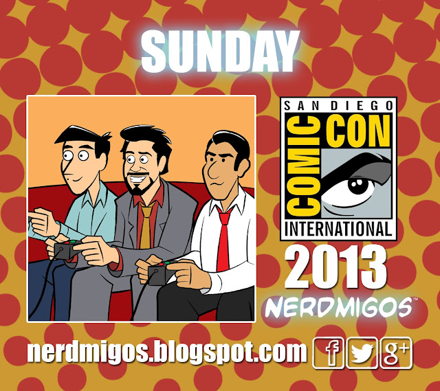 nerdmigos-comic-con-2013-sunday