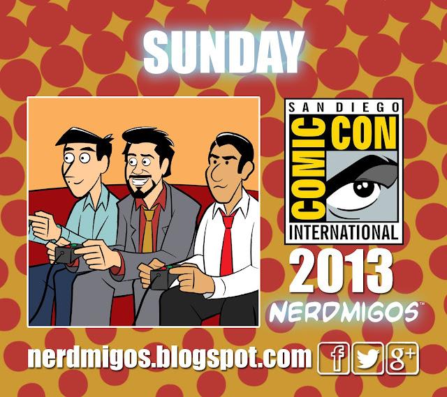 nerdmigos-comic-con-2013-sunday