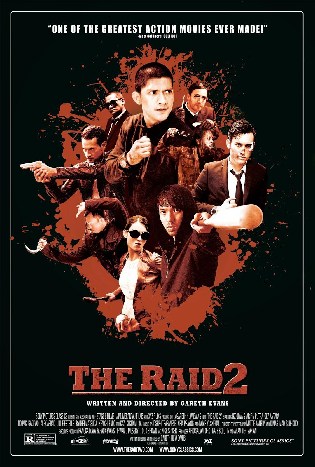 Review The Raid 2 a k a Berandal