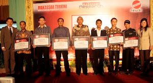 Makassar Most Favourite Culinary Award 2011