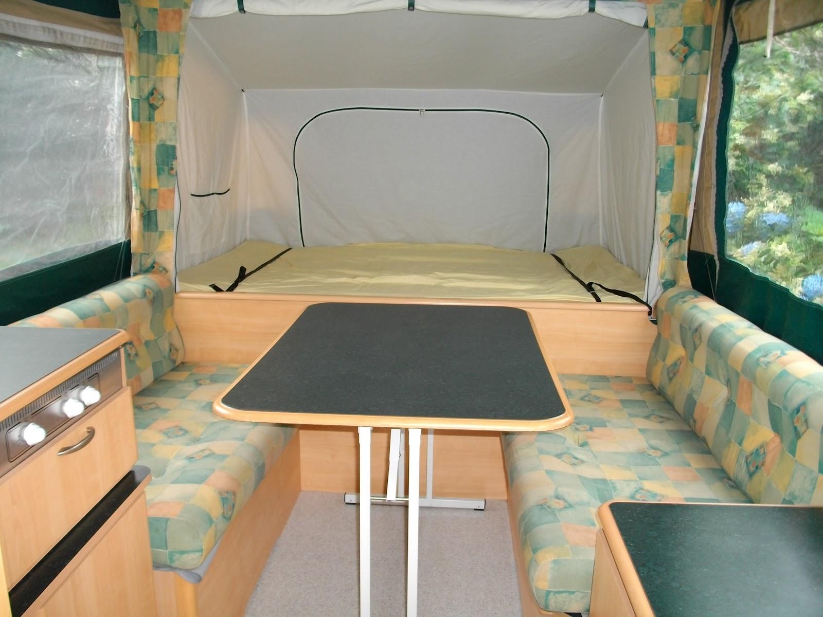 Folding camper for sale trigano randger 575tc latest - Table trigano ...