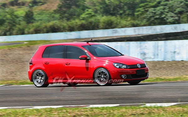 Modifikasi Mobil VW Golf - Blackxperience.com