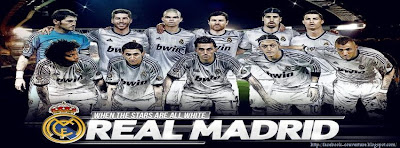 Photo de couverture facebook real madrid 2013