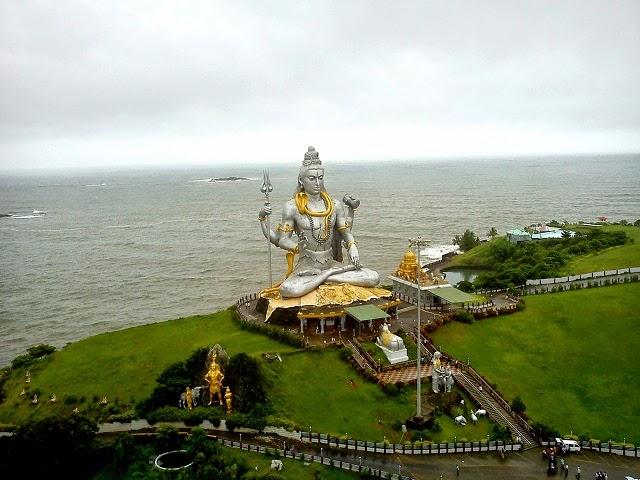 Shiva statue - Murudeshwar, Karnataka