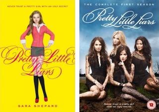 {Top Terça} Livros que viraram Series de Tv e Recomendo