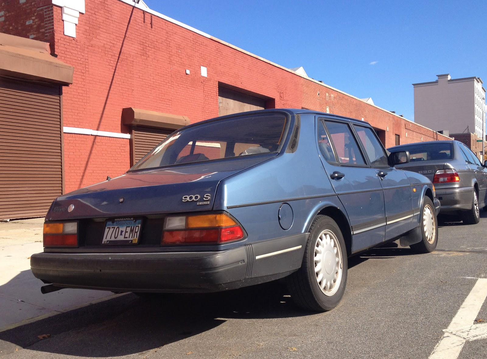 Cscb Home  1993 Saab 900 S Four