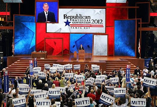 The 2012 Republican National Convention in Tampa, Florida