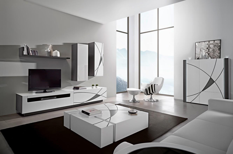 Celeiro do m vel estantes de tv linhas contempor neas for Estantes modernos