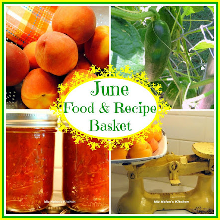 June Food and Recipe Basket