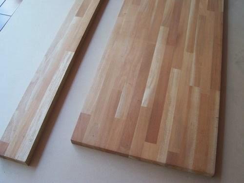 Meranti 淺紅美蘭地 finger joint laminated board pt puspa mandiri