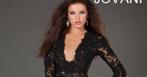 cocktail dresses 2014 black lace cocktail dress with long