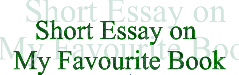 book essay favorite book essay